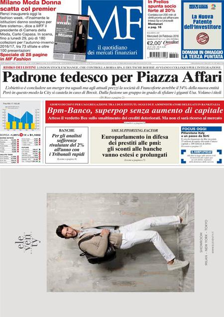 Milano Finanza 24 febbraio 2016