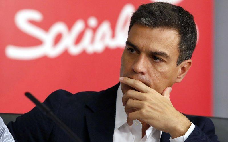 Spagna-PSOE-Sánchez