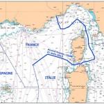 confini mare italia francia