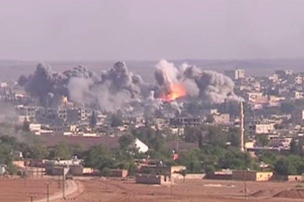 guerra siria isis