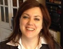 la ricercatrice italiana Roberta D'Alessandro