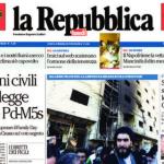 assegna stampa, politica, 1 febbraio 2016, repubblica