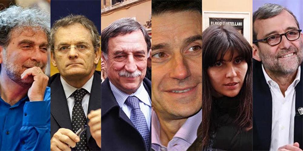 Risultati primarie centrosinistra Roma, candidati
