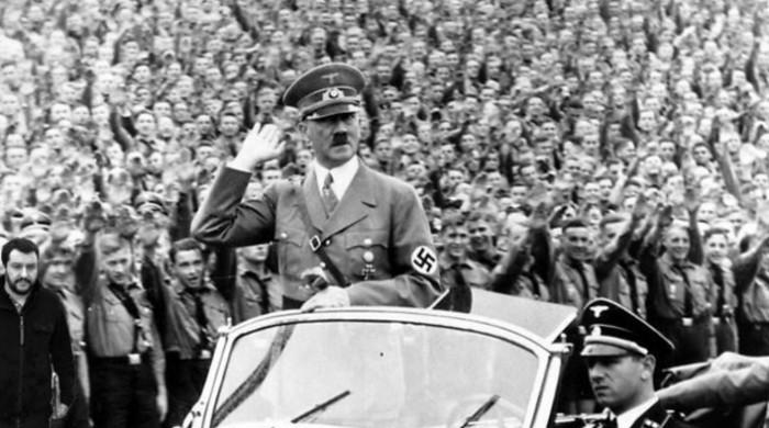 Salvini e Hitler