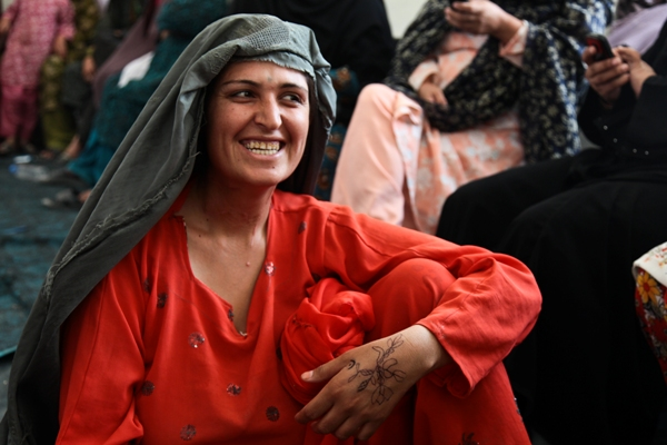 donne in afghanistan