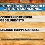 sondaggi politici pensioni busta arancione