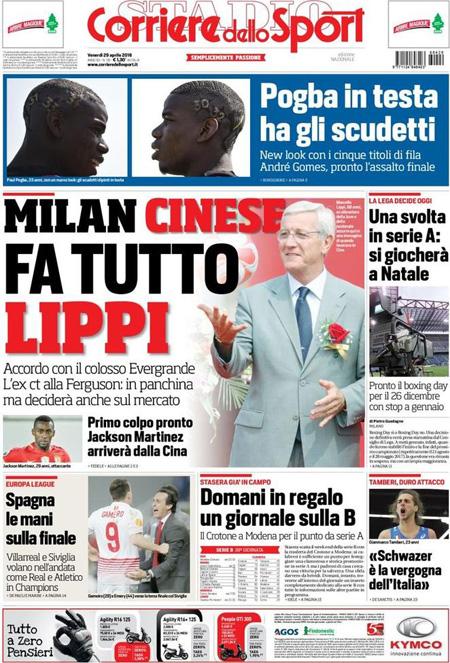 Corriere della Sport