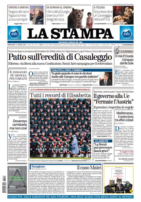 La Stampa