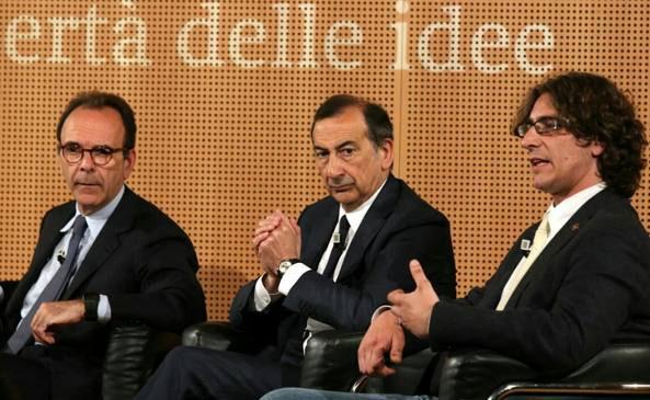 diretta risultati comunali Il dibattito di Sky Tg 24 con i tre candidato sindaco a Milano