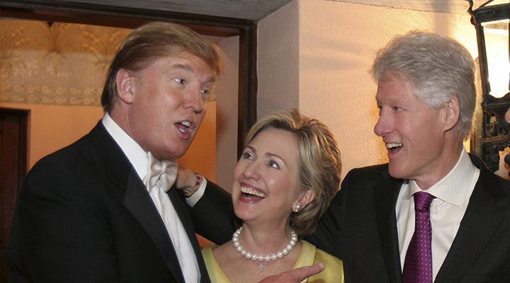elezioni usa, clinton, trump
