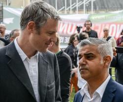 Elezioni sindaco Londra: Goldsmith ci prova ancora