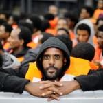 sondaggi politici, migranti, migranti soccorsi in mare, migranti morti in mare