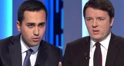 Amministrative, botta e risposta tra Renzi e Di Maio