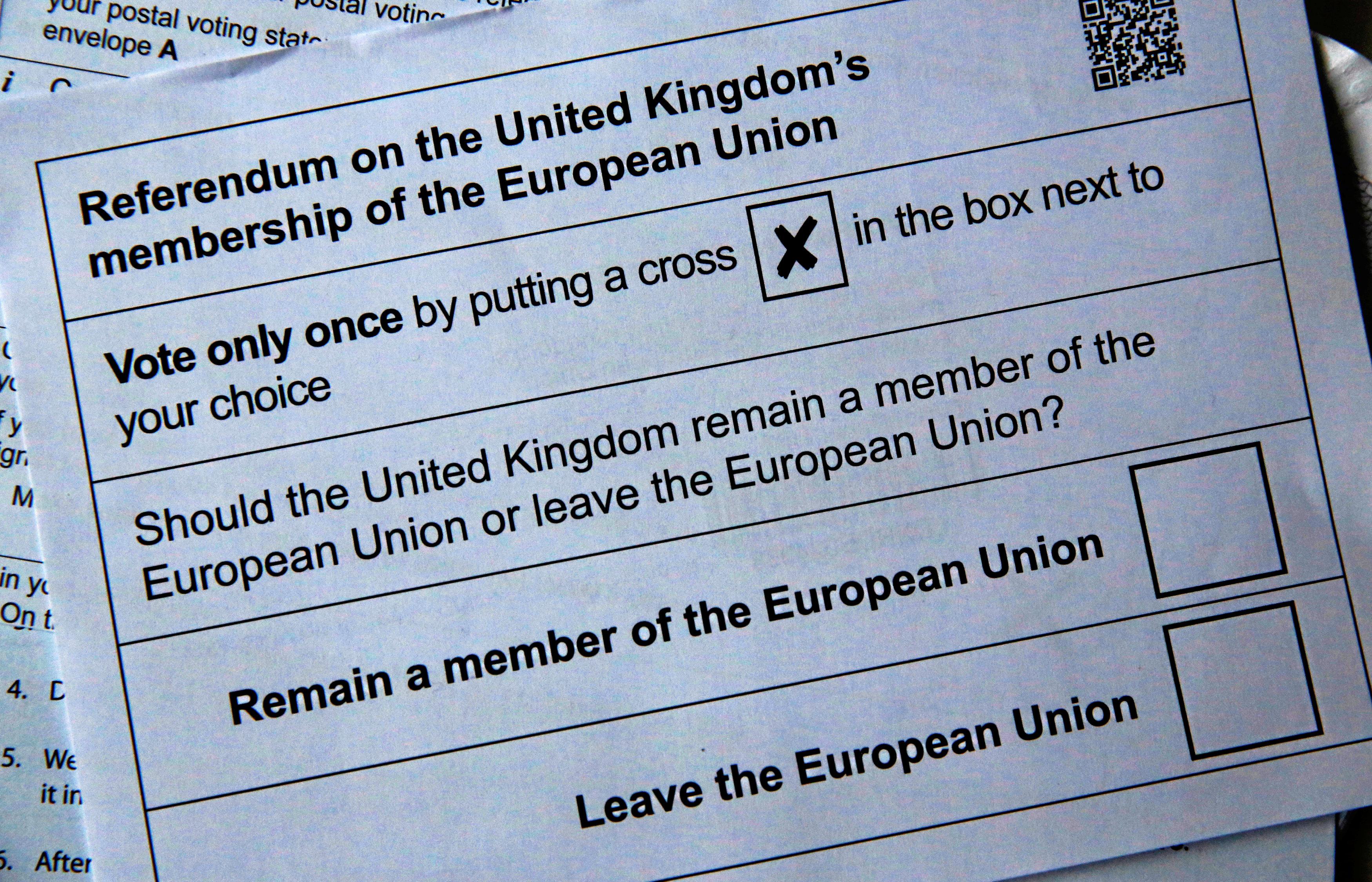 brexit, diretta referendum brexit, sondaggi brexit, affluenza brexit, vittoria brexit