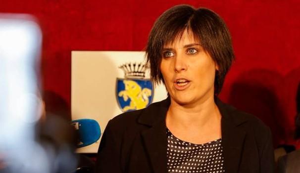 sondaggi politici, Chiara Appendino
