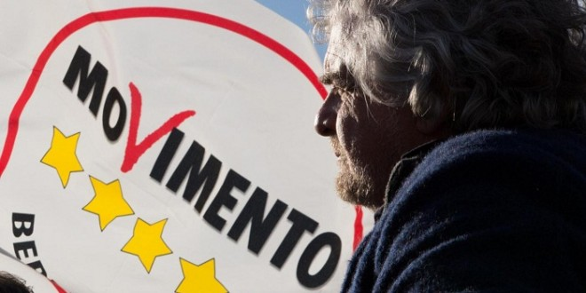 movimento 5 stelle beppe grillo