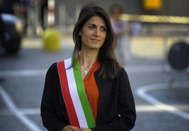 raggi, raggi sindaco roma, raggi giunta comunale