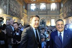 Referendum Costituzionale, De Benedetti: �Se Renzi vince avr� bisogno di Berlusconi�
