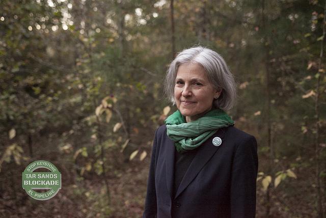 Jill Stein candidata del partito verde Green Party of USA per le elezioni presidenziali in America nel 2016