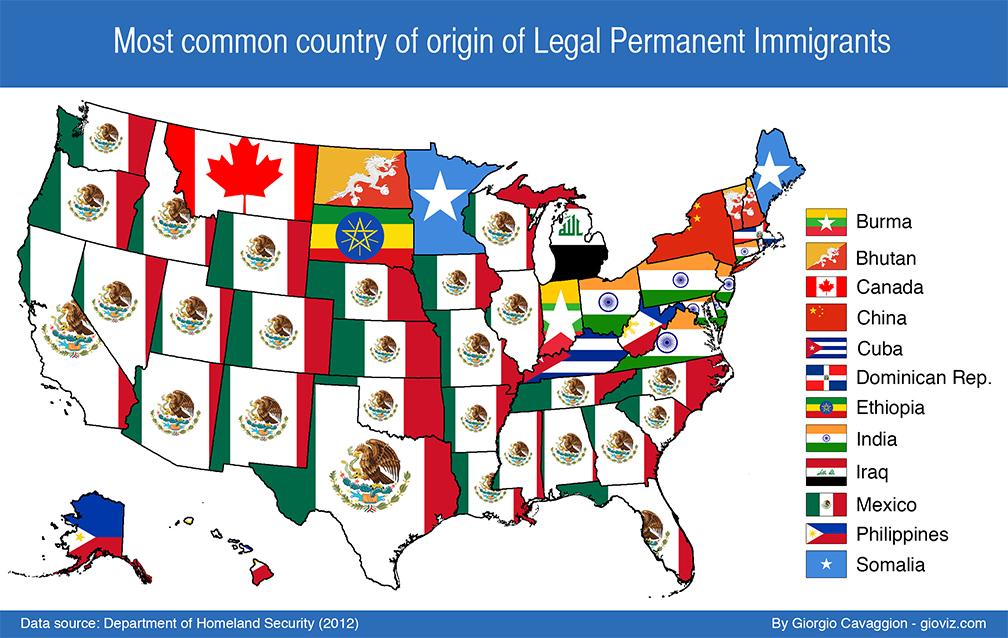 Messico,Usa, immigrati
