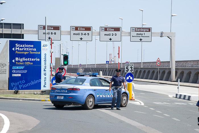 Terrorismo, alzato il livello di sicurezza nei porti italiani