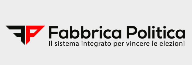 consulenza politica, logo di Fabbrica Politica