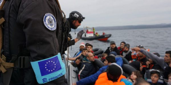 frontex, immigrazione, guardia costiera europea
