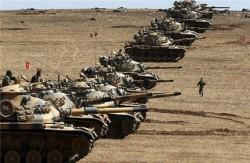 Isis: i tank turchi entrano in Siria (contro i curdi)