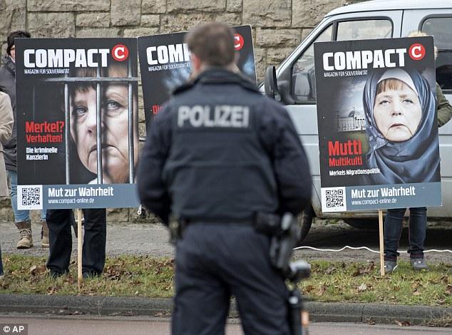 merkel, rifugiati, attentato germania