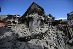 Terremoto Amatrice: ricostruzione fantasma, mancano 33 milioni degli sms
