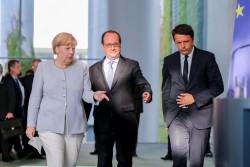 Ue, Renzi non invitato al vertice Merkel-Hollande-Juncker