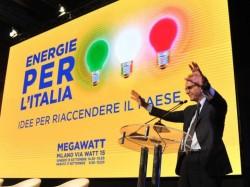 Sondaggi elettorali: Energie per l'Italia al 10% secondo Parisi