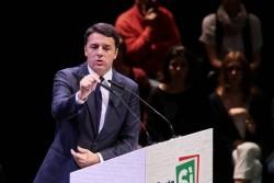 Referendum, Renzi apre la campagna: si vince a destra