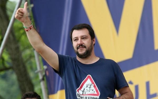 Salvini, Pontida