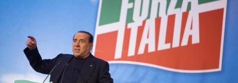 Sondaggi elettorali Piepoli: bene Forza Italia, male il Pd