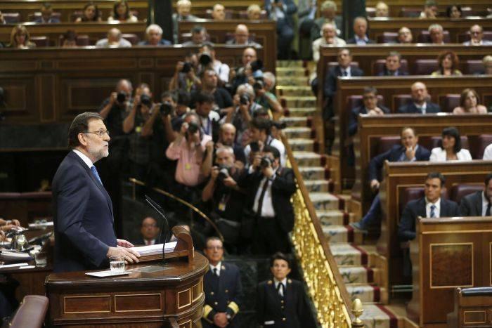 elezioni spagna Rajoy