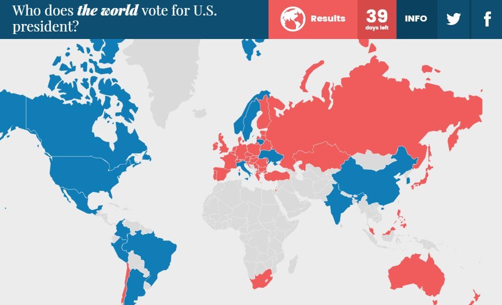 Usa 2016, Hillary Clinton vince il primo dibattito presidenziale