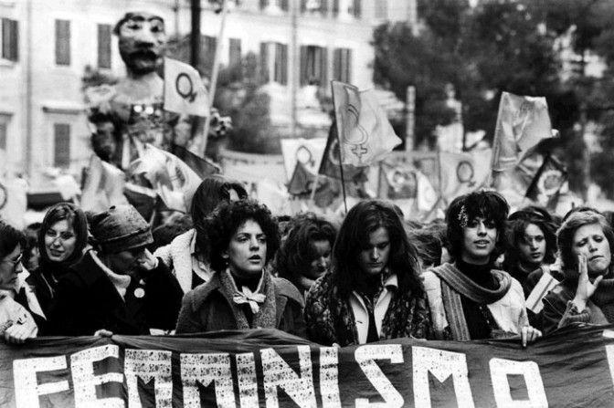 femminismo italia