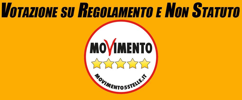 m5s, italia5stelle, non statuto
