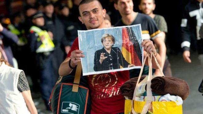 risultati elezioni germania, merkel, migranti