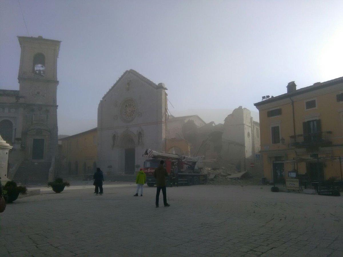 terremoto amatrice, norcia