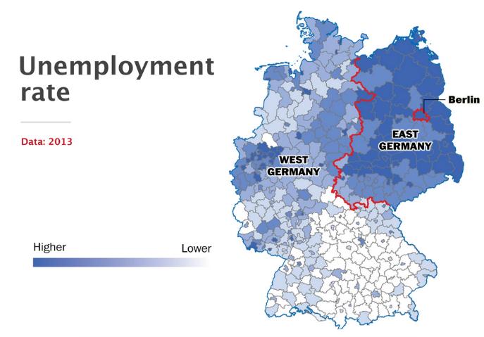 germania disoccupazione