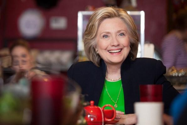 sondaggi usa 2016 situazione previsioni al 4 ottobre hillary clinton sorride