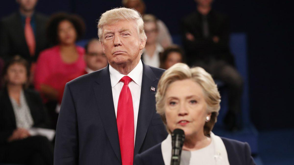 Clinton, Trump, Elezioni USA