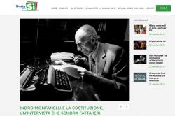 Referendum, il Comitato del S� arruola anche Montanelli