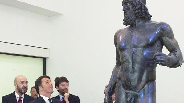museo, cultura, bronzi di riace