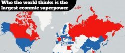 Mappe: l�economia pi� potente secondo ciascun paese