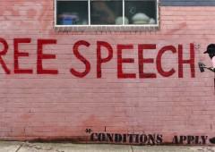 Mappe: in quali paesi la libertà di parola è più importante?