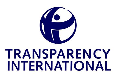 Est Europa, logo di Trasparency International