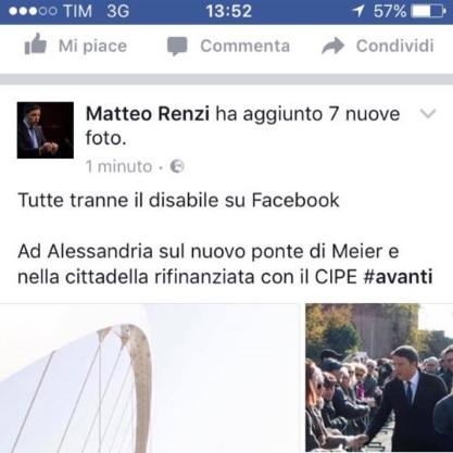 Facebook-disabile-post-renzi